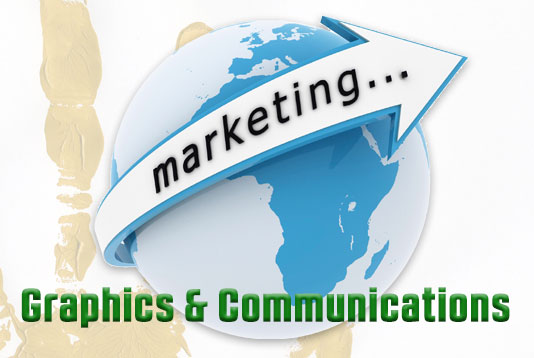 Graphics and Communications, Marketing graphic